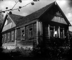 Andrei Tarkovsky's dacha
